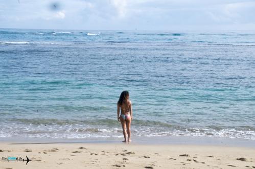 Bathing suit: Mint Swim