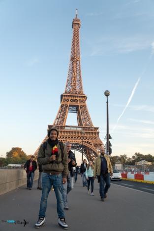 Travel - Paris France-59