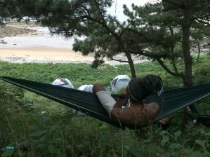Camping Guang Lu Dao Island-100