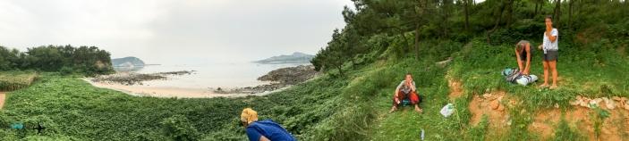 Camping Guang Lu Dao Island-105