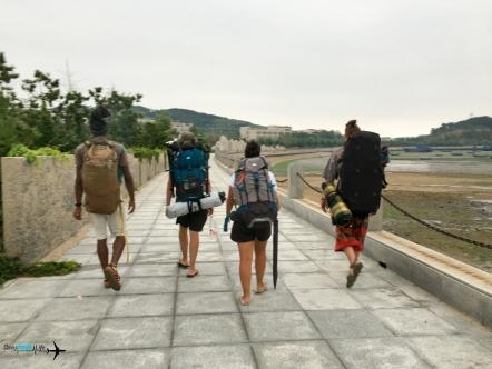 Camping Guang Lu Dao Island-108