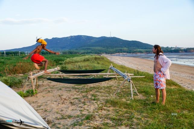 Camping Guang Lu Dao Island-26