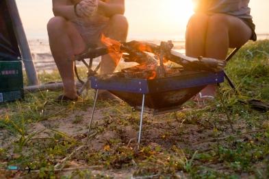 Camping Guang Lu Dao Island-35