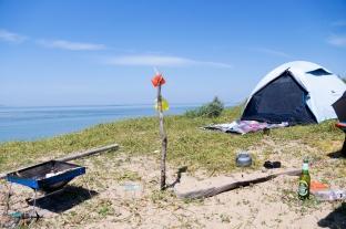 Camping Guang Lu Dao Island-47