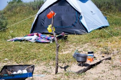 Camping Guang Lu Dao Island-61