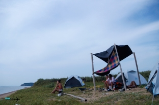 Camping Guang Lu Dao Island-68