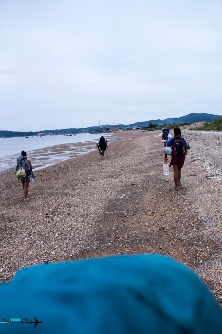 Camping Guang Lu Dao Island-73
