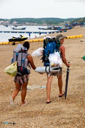 Camping Guang Lu Dao Island-80